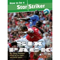 How to be a Star Striker 6 pack