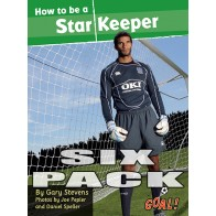 How to be a Star Keeper 6 pack