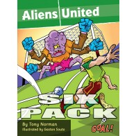 Aliens United 6 pack