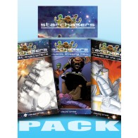 Starchasers Reading Books Set 1
