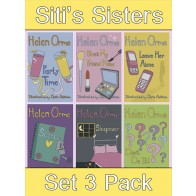 Siti's Sisters Reading Books Set 3