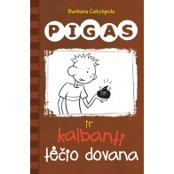 PIG and the Talking Poo (Lithuanian Version)