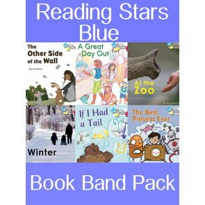 Reading Stars Blue Book Band Pack