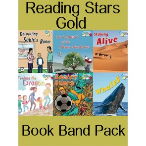 Reading Stars Gold Book Band Pack