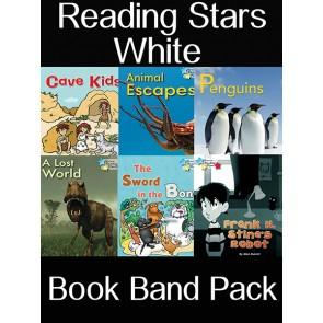 Reading Stars White Book Band Pack