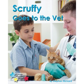 Scruffy Goes to the Vet