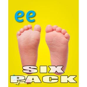 Alpha Stars ee (6 pack)