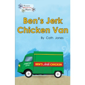 Ben's Jerk Chicken Van