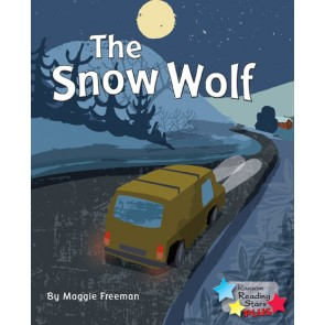 The Snow Wolf