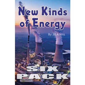 New Kinds of Energy