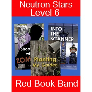 Neutron Stars Red Book Band Pack