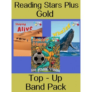 Reading Stars Top-up Pack Gold Band