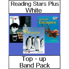 Reading Stars Top-up Pack White Band