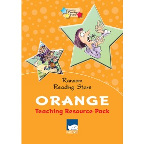Reading Stars Orange Teaching Resource Pack