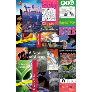 Secondary Accelerated Reader Pack MY 3.5 - 3.9
