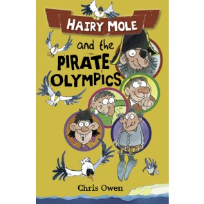 Hairy Mole and the Pirate Olympics