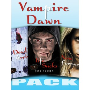Vampire Dawn Reading Books Set 1