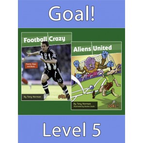 Goal! Level 5 Complete Pack