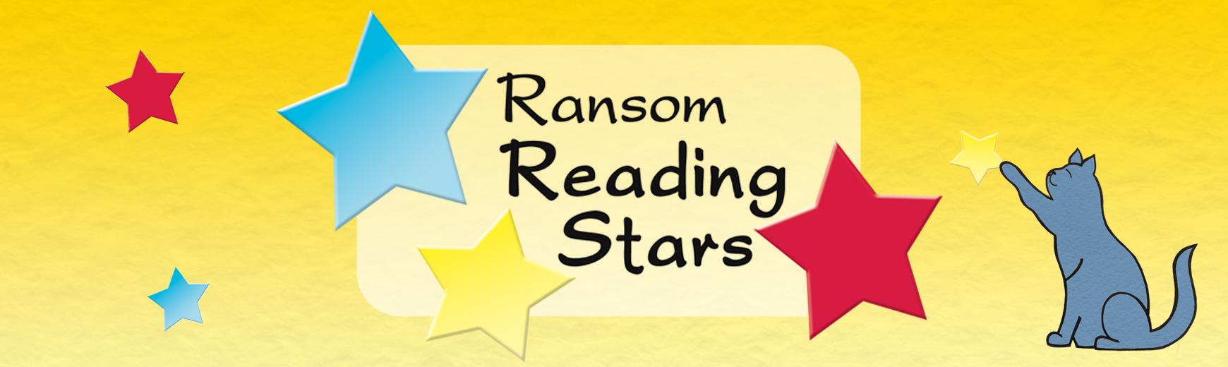 Reading Stars Banner